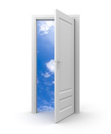 Hypnotherapy. Library Image: Doorway of Hope
